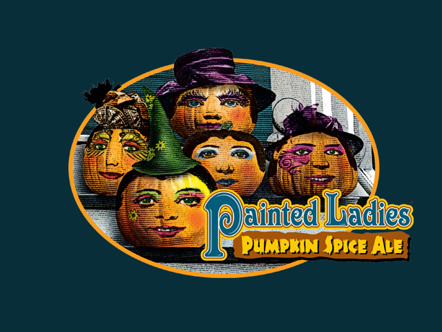 Painted Ladies Pumpkin Spice