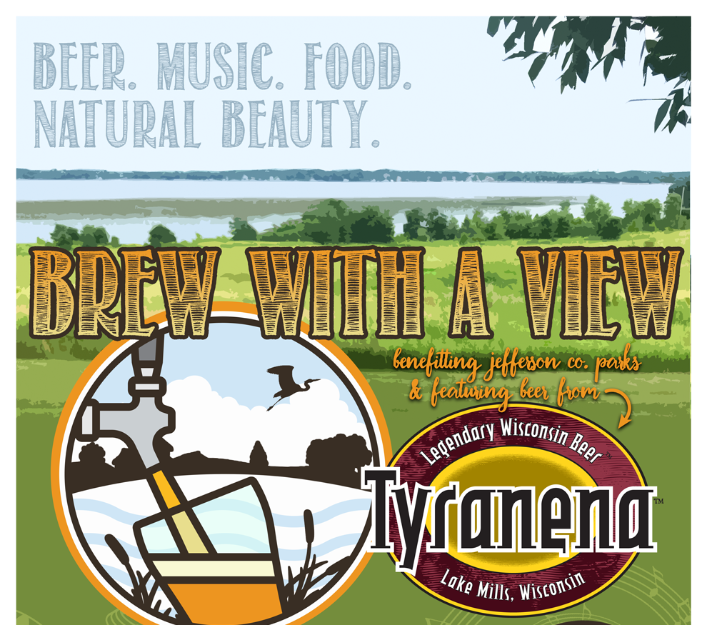 2020 Brew With A View Poster