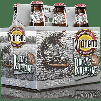 Rocky's Revenge Bourbon Brown Ale