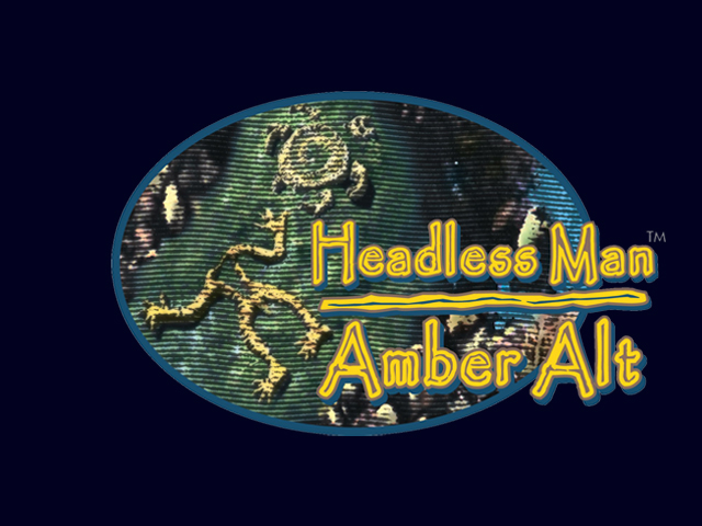 Headless Man Amber Alt