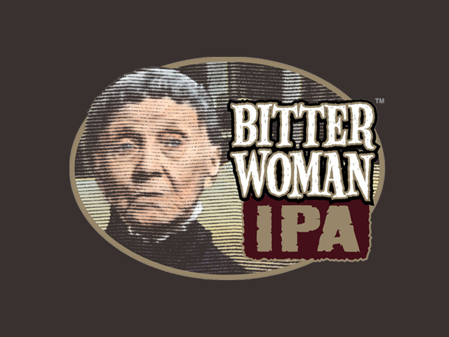 Bitter Woman IPA