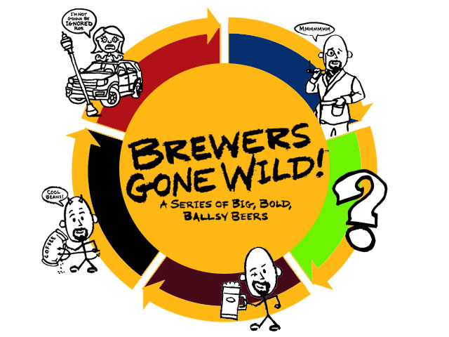 Brewers Gone Wild! Seasonal Releases
